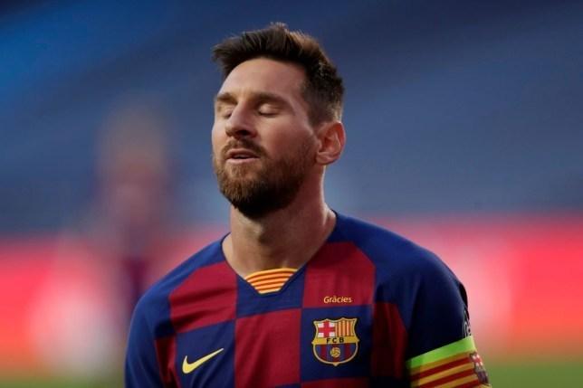 Messi đề đạt nguyện vọng rời Barca ngay lập tức
