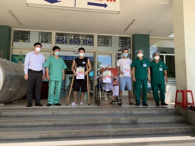 Thêm 9 bệnh nhân  Covid-19 ở Đà Nẵng được công bố khỏi bệnh