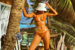 H'Hen Niê diện bikini khoe làn da 'bánh mật' và thân hình quyến rũ khó rời mắt