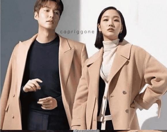 Lee Min Ho và Kim Go Eun tiếp tục bị soi ra bằng chứng 'phim giả tình thật'
