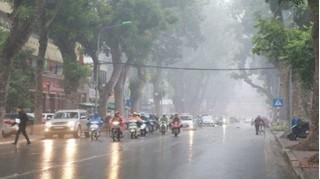 Tin tức thời tiết ngày 18/8/2020: Bắc Bộ chiều tối và đêm có mưa to đến rất to