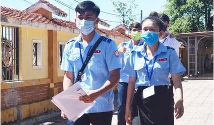 Xét nghiệm Covid-19 cho tất cả học sinh, sinh viên Lào ở Quảng Bình