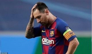 CLB Barca quyết mua Neymar để thế chỗ Messi