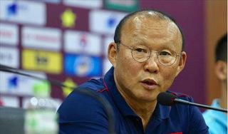 HLV Park Hang Seo: 'Chúng tôi sẽ hướng tới mục tiêu World Cup'
