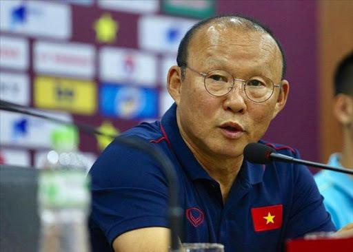 HLV Park Hang Seo cho biết tuyển Việt Nam