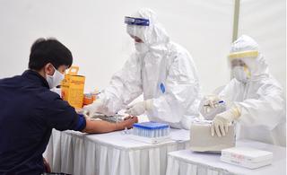 Hơn 53 nghìn người tại TP.HCM từ Đà Nẵng về được lấy mẫu xét nghiệm