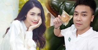 Bạn trai thiếu gia đòi 100 triệu tiền PR bánh trung thu từ Hòa Minzy