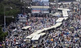 Tin tức thế giới 18/8: Hàng ngàn tín đồ nhà thờ Hàn Quốc bị cách ly vì ổ dịch mới