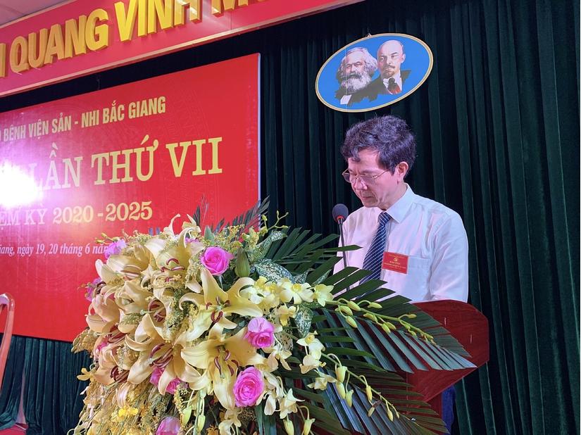 sai phạm sử dụng vốn đầu tư tại Bệnh viện Sản Nhi Bắc Giang