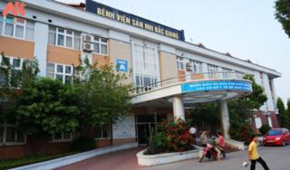 Nguồn vốn tại Bệnh viện Sản Nhi Bắc Giang có thất thoát?