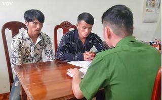 Bắt giam 2 đối tượng lẻn vào nhà hiếp dâm người phụ nữ ở Điện Biên