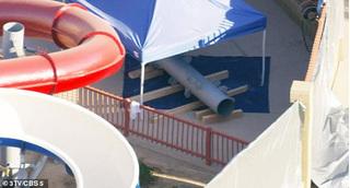 Người đàn ông Mỹ chết kẹt trong đường ống của công viên nước