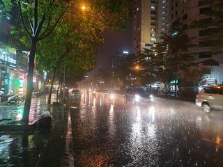 Tin tức thời tiết ngày 19/8/2020: Bắc Bộ đêm và sáng có mưa rào và dông rải rác