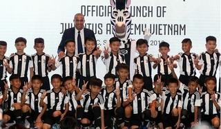 Học viện Juventus Việt Nam lỡ hẹn ra mắt người hâm mộ vì Covid-19