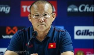 HLV Park Hang Seo: 'Tuyển Việt Nam sẽ thay đổi hình thái tấn công'