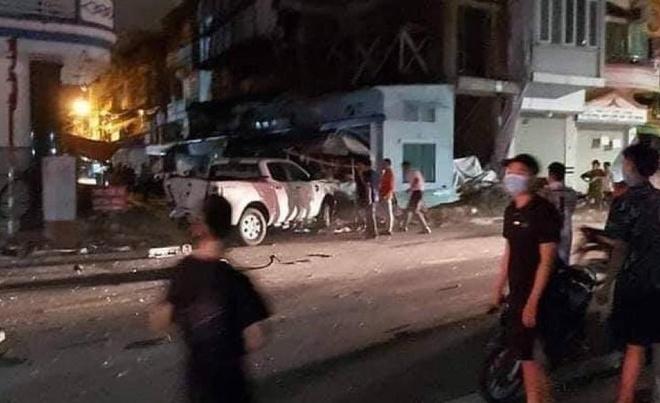 Danh tính lái xe Lexus gây tai nạn làm nữ công an tử vong ở Hải Phòng