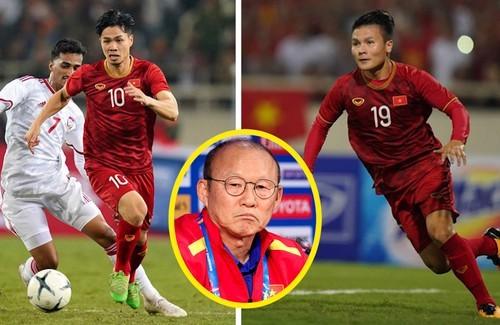 Tuyển Việt Nam thi đấu vòng loại World Cup vào kỳ nghỉ Tết nguyên Đán