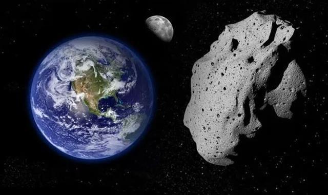 Tiểu hành tinh to bằng ôtô lao tới Trái Đất