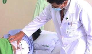 Khối u sợi thần kinh nặng hơn 4kg trên lưng người đàn ông
