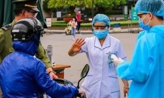 Yêu cầu dừng việc thăm hỏi người bệnh nội trú tại các bệnh viện