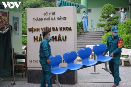 Đà Nẵng gỡ lệnh cách ly đối với Bệnh viện Hải Châu