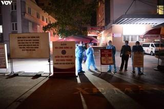 Bệnh viện E tạm đóng cửa, cách ly 50 y bác sĩ là F1