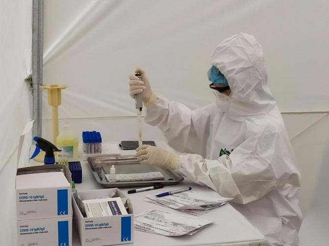Đã có kết quả xét nghiệm 8 trường hợp là F1 của bệnh nhân 994 tại Phú Thọ