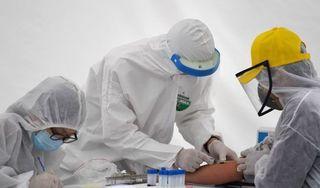 Gần 5.700 người tại Hà Tĩnh có kết quả xét nghiệm âm tính với Covid-19
