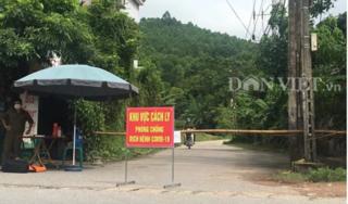 Giãn cách 2 xã ở Phú Thọ sau khi công bố ca bệnh số 994