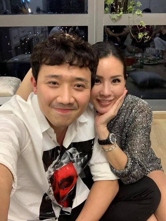 Hoa hậu Thu Hoài bức xúc vì Trấn Thành bị 'ăn cháo đá bát'