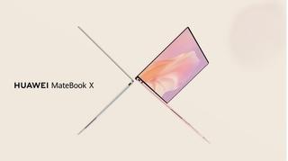 MateBook X 2020 ra mắt, laptop Windows đầu tiên có trackpad cảm ứng lực