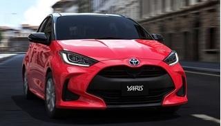 Toyota Yaris 2021: Phiên bản nâng cấp với nhiều cải tiến