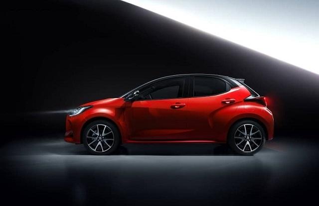 Toyota Yaris 2021