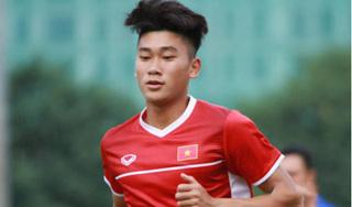 HLV Park Hang Seo quan tâm tới 2 tiền đạo của U22 Việt Nam