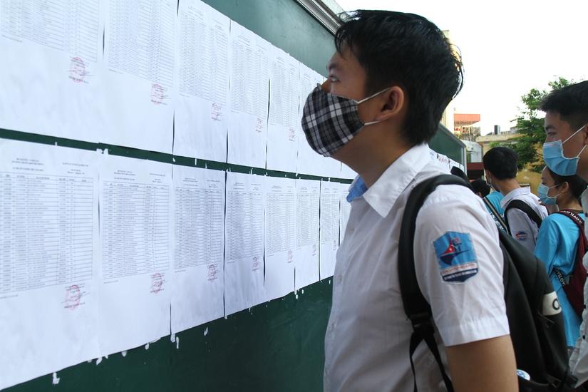 Thí sinh duy nhất ở Hải Phòng thi tốt nghiệp THPT đợt 2 sang thi ở Thái Bình
