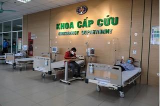Bệnh nhân 76 tuổi mắc Covid-19 ở Hà Nội được công bố khỏi bệnh