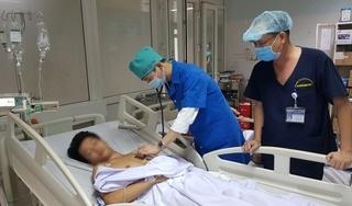 Nam thanh niên 26 tuổi nguy kịch do bị đạn nổ thủng tim