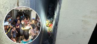 Đề xuất khen thưởng 5 công dân giải cứu bé sơ sinh bị bỏ rơi trong khe tường