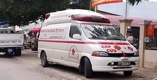 Phạt hơn 21 triệu đồng vụ giả xe cứu thương 'hú còi đi đòi nợ'