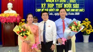 UBND TP Bạc Liêu có nữ chủ tịch 42 tuổi