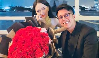 Matt Liu, Hương Giang 'tình bể bình' nhân ngày kỷ niệm 2 tháng yêu nhau