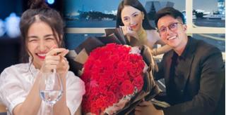 Hòa Minzy 'nhắc khéo' lời hứa Hương Giang dành cho Hoa dâm bụt nếu kết đôi với Matt Liu