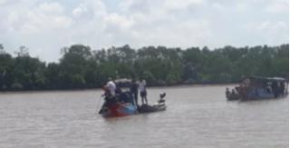 Tìm thấy thi thể 4 nạn nhân vụ chìm ghe khi đi câu cá
