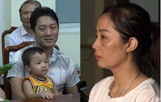 Giây phút hội ngộ xúc động của cha con bé 2 tuổi bị bắt cóc tại Bắc Ninh