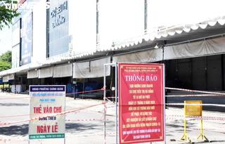 Cách ly hơn 100 người là F1 của 3 tiểu thương mắc Covid-19 ở Đà Nẵng