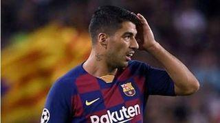 Tiền đạo Luis Suarez chuẩn bị rời Barca?