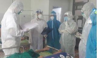 4 ca mắc Covid-19 nặng điều trị tại Bệnh viện ĐKTƯ Huế đã khỏi bệnh