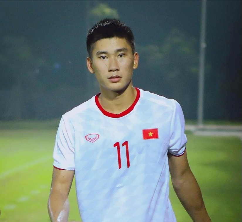 Top cầu thủ cao trên 1m80 của U22 Việt Nam