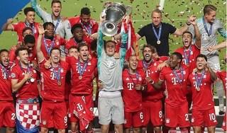 Tin tức thể thao nổi bật ngày 24/8/2020: Bayern Munich vô địch Champions League