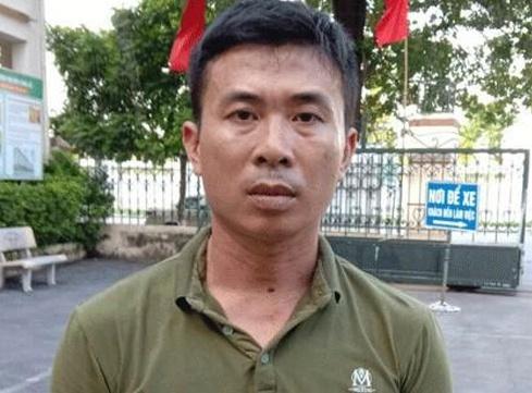 Bắc Giang: Tạm giữ tài xế taxi tông CSGT rạn xương sườn